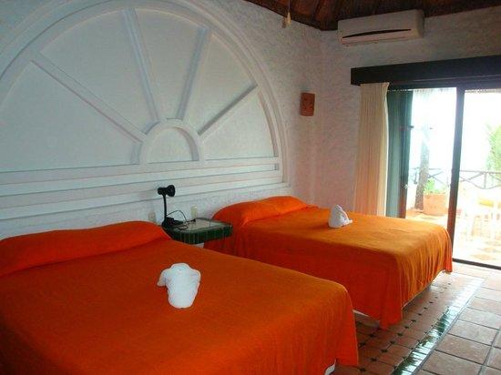Hotel Mimi del Mar: Room