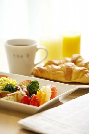 the b nagoya: 朝食例 / Breakfast Image