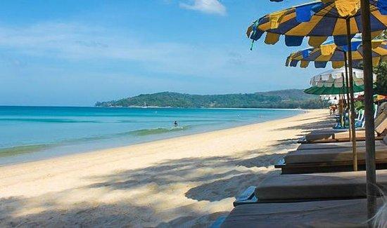 AM Surin Place : Surin Beach whit a private beach & restaurant
