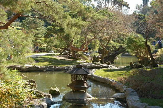The Huntington Library, Art Collections and Botanical Gardens: Oriental Garden