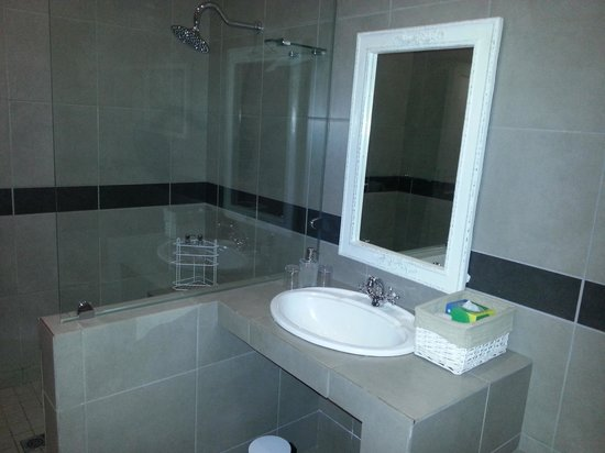 Chelsea Villa Guest House: Other corner of bathroom