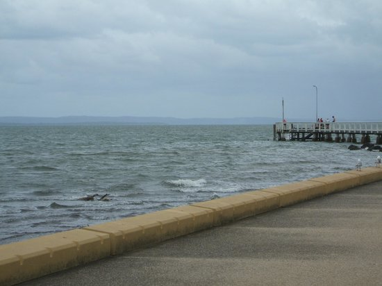 Wellington Point Jetty and Park