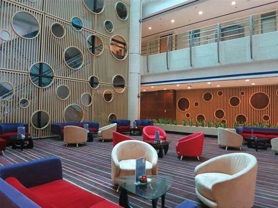Novotel Shanghai Atlantis: Lobby
