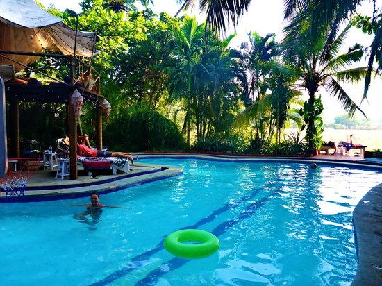 Casa Tres Amigos: At The Pool