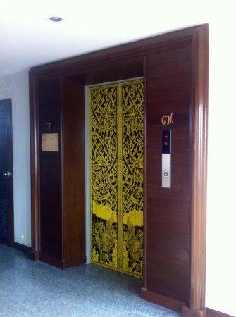 Chalelarn Hotel Hua Hin: Thai style interior