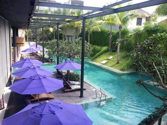 Taum Resort Bali: From lobby