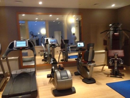 Hotel Dukes' Palace Bruges: Fitness