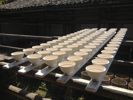 Jingdezhen Ceramic Exposition : Jingdezhen Old Ceramic