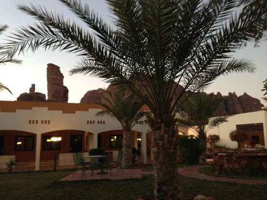Al-Ula ARAC Resort: Nice place to stay