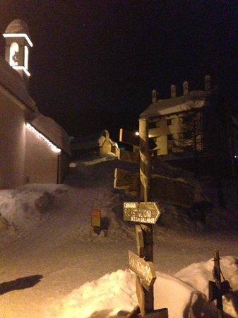Alpe Crampiolo: Point de départ de la marche