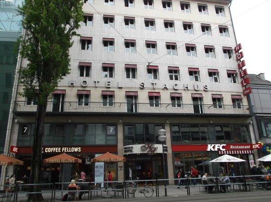 Hotel Stachus: Любимый Стахус-отель