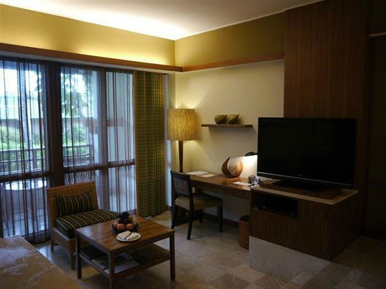 Grand Hyatt Bali: Grand Club Deluxe Room 2