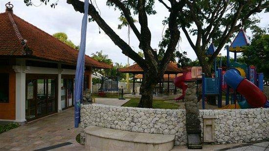 Grand Hyatt Bali: 兒童遊戲區