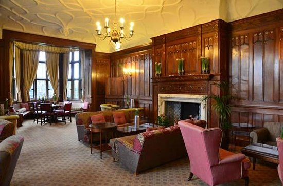 beautiful and classy drawing room setting - Picture of Fanhams Hall ...