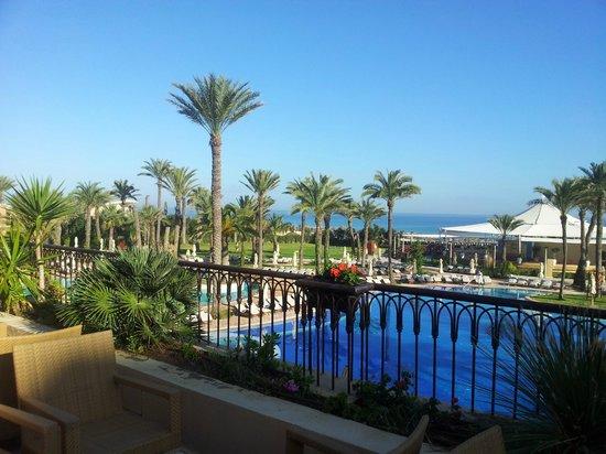 Movenpick Resort & Marine Spa Sousse : Espace vert