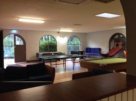 Korora Bay Village Resort : kids activity room