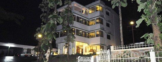 Aditya's GreenPoint Resort View