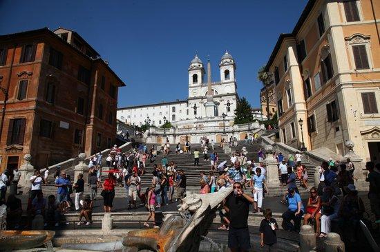 Hotel Sant'Angelo : Прогулка от отеля