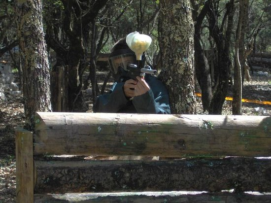 Paintball Ardèche : Attention…..!
