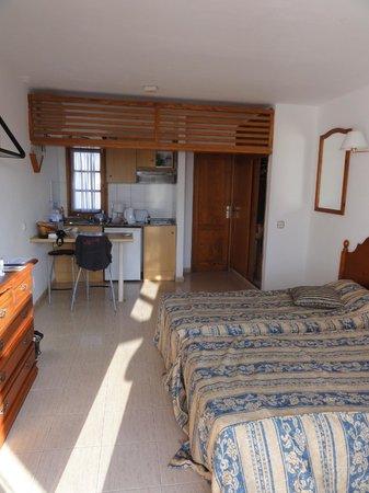 Las Lilas Apartments: intérieur de l'appartement