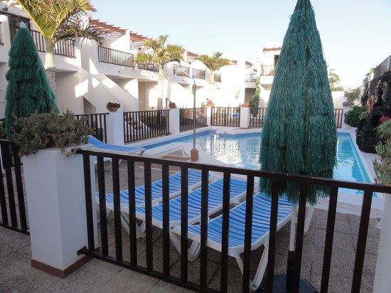 Las Lilas Apartments: vu en arrivant