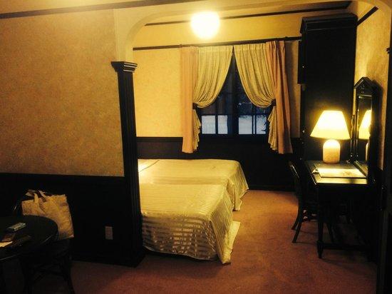 Restaurant & Hotel Traumerei : お部屋