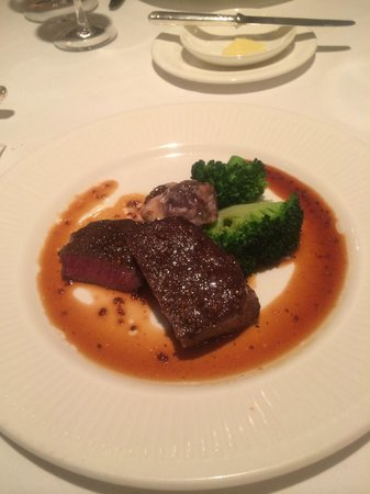 Restaurant & Hotel Traumerei : メインディッシュ