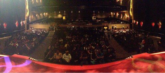 Penn & Teller: View before show