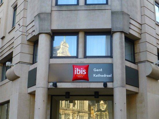 Ibis Gent Centrum St-Baafs Kathedraal : Ibis