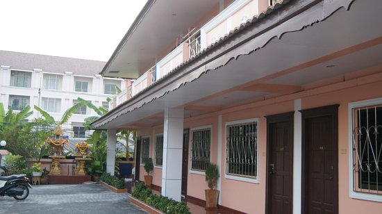 First Apartment: The facade