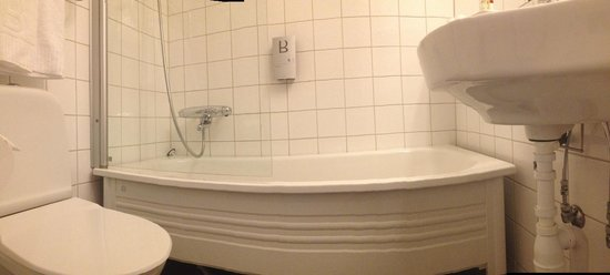 Hotel Birger Jarl: Bathroom