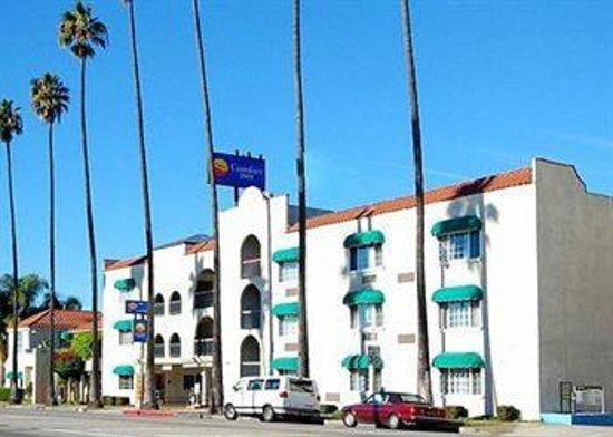Comfort Inn Santa Monica: Santa Monica Comfort Inn, Prima Locatie!
