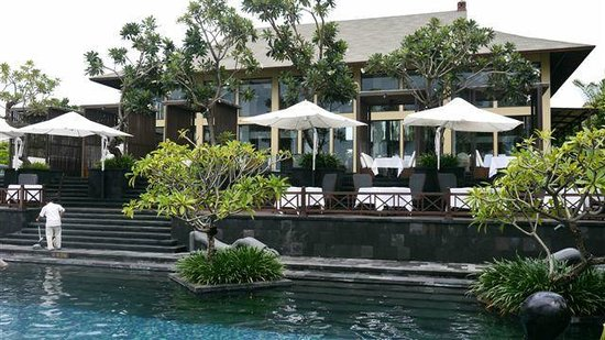The St. Regis Bali Resort: Kayuputi餐廳