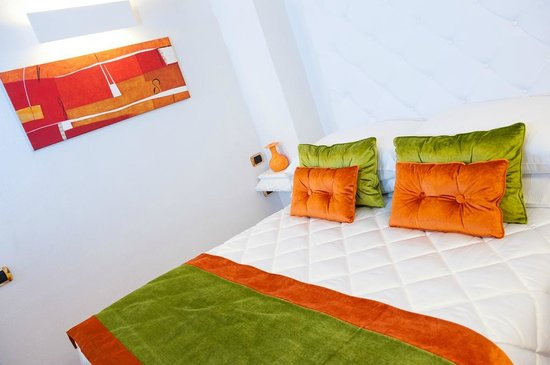 Domus Spagna Capo le Case Luxury Suites: Suite 204