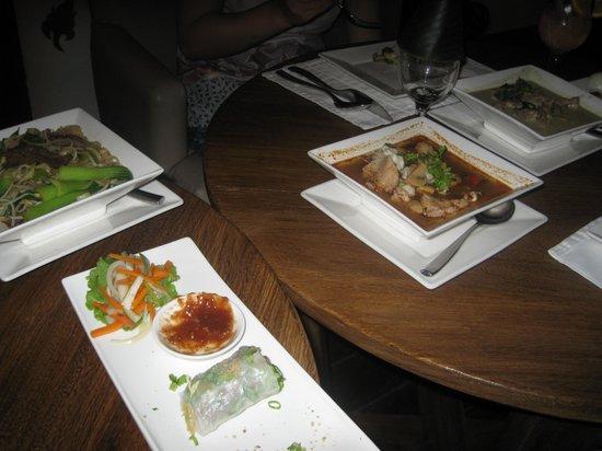 Baan Aarya : 美味しかったです♪