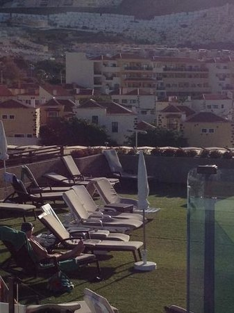 Fanabe Costa Sur Hotel: the roof Terrace