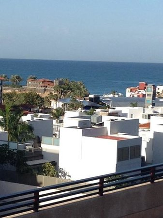 Fanabe Costa Sur Hotel: view from roof terrace