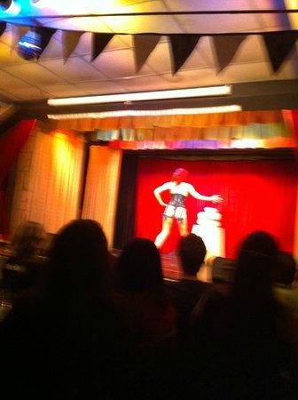 Cherries On A Cloud Burlesque: performances