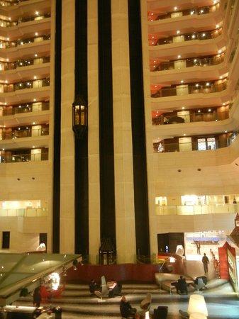 Le Meridien New Delhi: Lobby area