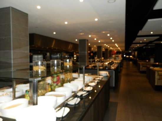 Hotel Golden Tulip Amsterdam West: ennorme choix
