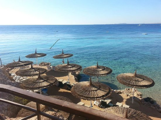 Jaz Fanara Resort & Residence: Beach
