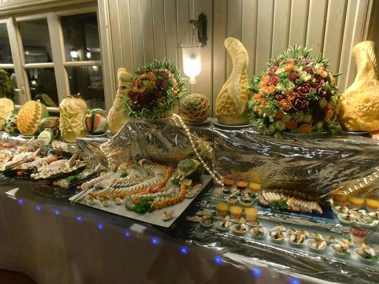 Jaz Fanara Resort & Residence: New Years dinner
