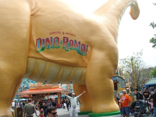 Disney's Animal Kingdom: Dino Land