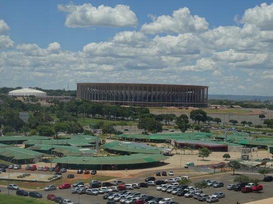 Melia Brasil 21: Вид из окна