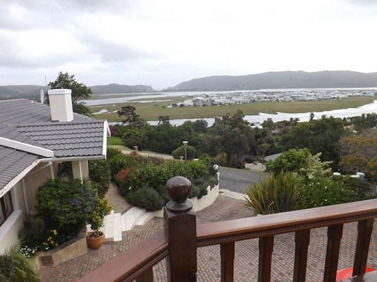 Candlewood Lodge: View from balcony