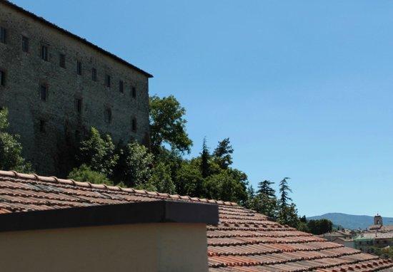 Albergo Ristorante Parco: paesaggi camere