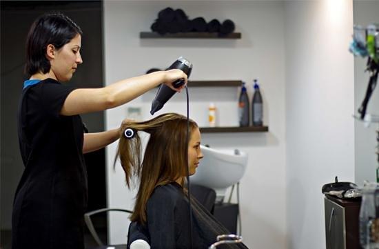 db Seabank Resort + Spa : Hairdresser - Spa
