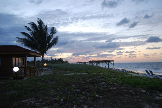 Hotel Cayo Levisa: The beach is great but the hotel is awful