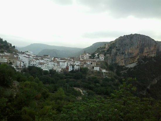 Valencia con Anna: Vista de Chulilla