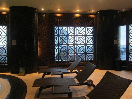 Swissotel Tallinn: Tranquil Spa facilities